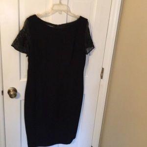 Maggy London 14 black dress